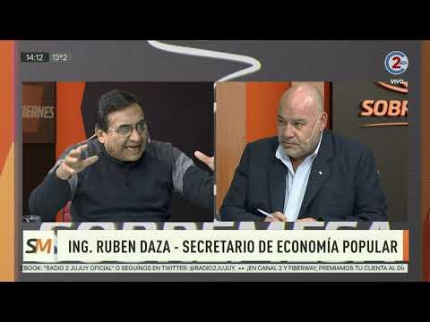 Sobremesa: Rubén Daza