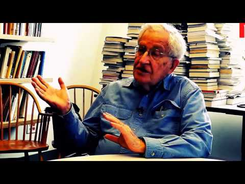 Noam Chomsky on the economic war on Latin America 2016 HD
