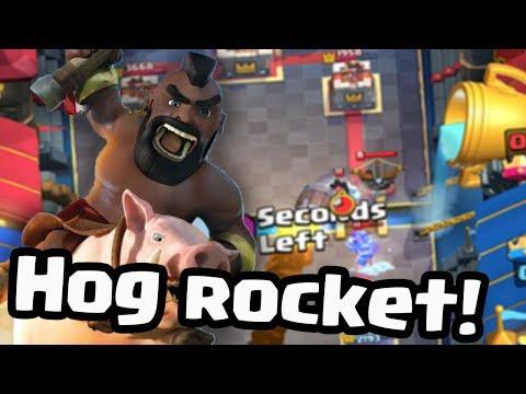 Hog rocket! Top 100 Ladder!