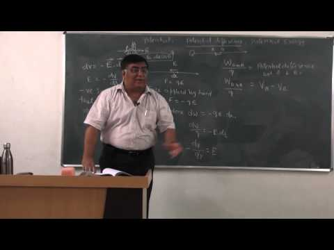XII-1.16.Potential difference,Physics Pradeep Kshetrapal (2014)