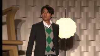More Imaginative Life: Takuto Motomura at TEDxKids@Chiyoda