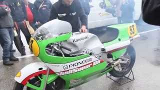 Kawasaki KR 500 Frighi