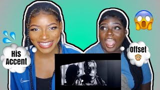 KSI - Cap (feat. Offset) ~ [Official Music Video] * Reaction *
