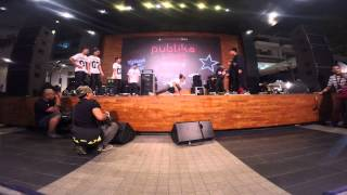 PUBLIKA @ LIVE FINAL | Walawei vs Zeppo Youngsterz Crew ( 1 On 1 Battle )