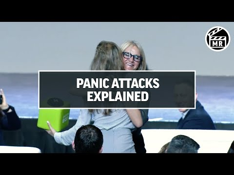 Struggling with panic attacks and anxiety? Watch this | Mel Robbins