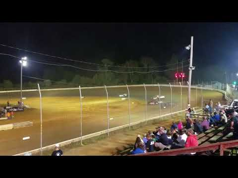 Potomac Speedway Nationals!! Street Stock Feature Action!! 10-14-17