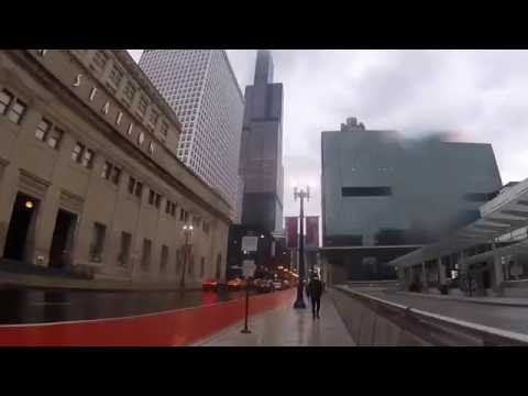 Commuting to UIC Downtown Chicago
