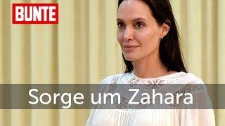 Angelina Jolie - Darum will Zaharas leibliche Mutter ihr Kind zurück   - BUNTE TV