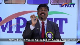 Goal Setting by Gampa Nageshwer Rao at IMPACT VSKP 2015