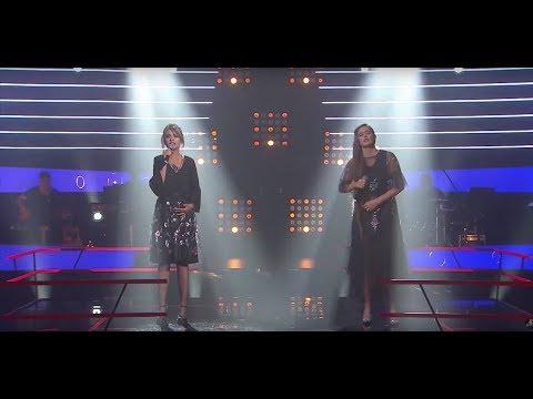 Monika Paulauskaitė ir Justė Kraujelytė - Dancing On My Own (Dvikovos – Lietuvos Balsas S5)