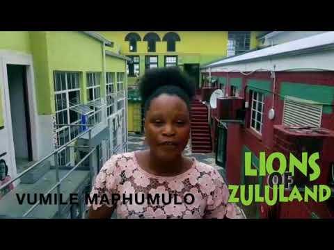 Vumile Maphumulo - Lions of Zululand