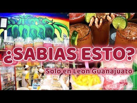 🍹 QUE BEBER EN LEON GUANAJUATO | BEBIDAS + FAMOSAS GUANAJUATO | TRIP TO GUANAJUATO | PRECIOS, TIPS