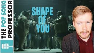 Ed Sheeran - Shape of You Music Video | Song Lyrics Meaning Explanation
