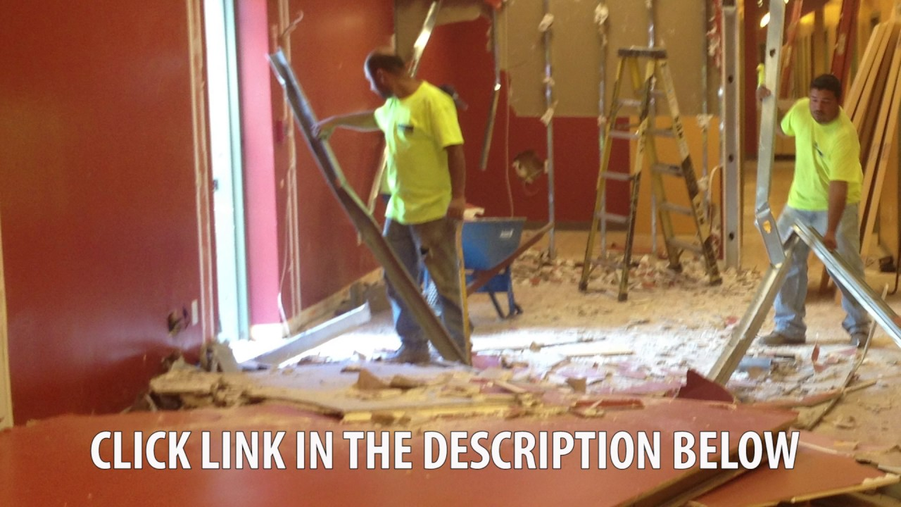 Top 1 Interior Exterior Demolition New York YouTube