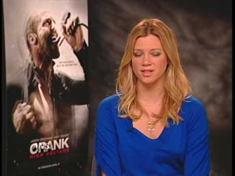 AMY SMART AND SEXY IN CRANK 2: HIGH VOLTAGE ANS INTERVIEW
