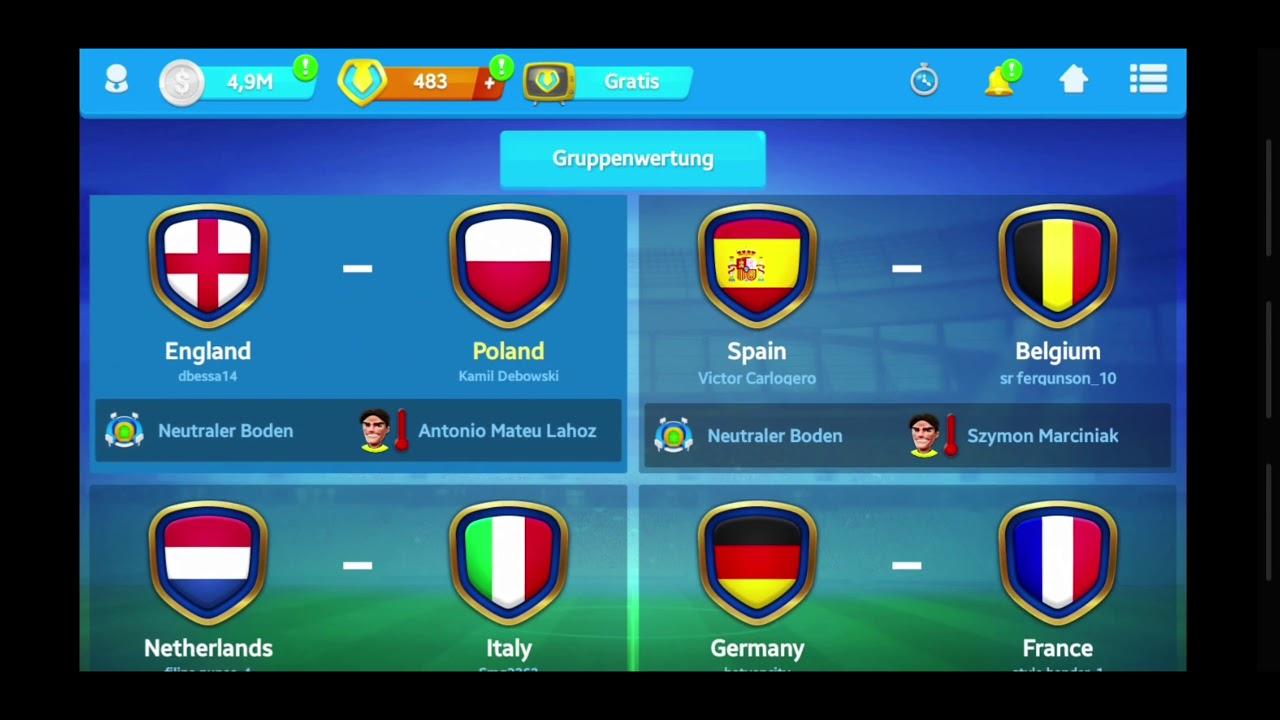 Viertelfinale Polen