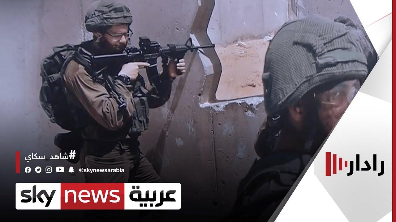 إسرائيل تجري مناورات عسكرية قرب الحدود مع لبنان | #رادار  - نشر قبل 2 ساعة