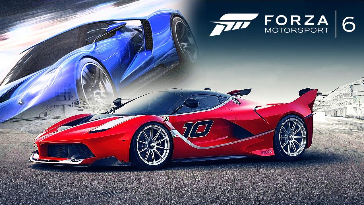 Forza Motorsport  Car Customization
