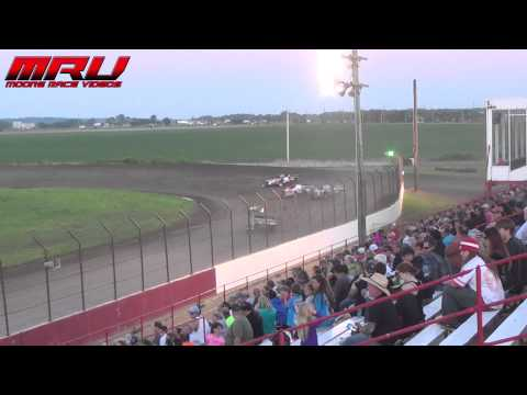 Sportmod A Feature at Park Jefferson Speedway on June 13th