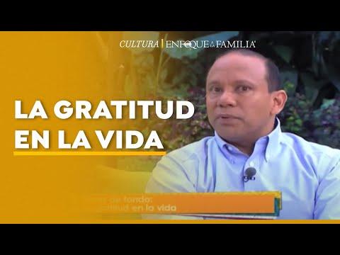 La Gratitud en la Vida