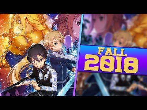 10 Rekomendasi Anime - FALL 2018