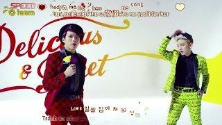 [Vietsub + Engsub + Kara] Toheart 투하트 (WooHyun & Key) - Delicious Mp3
