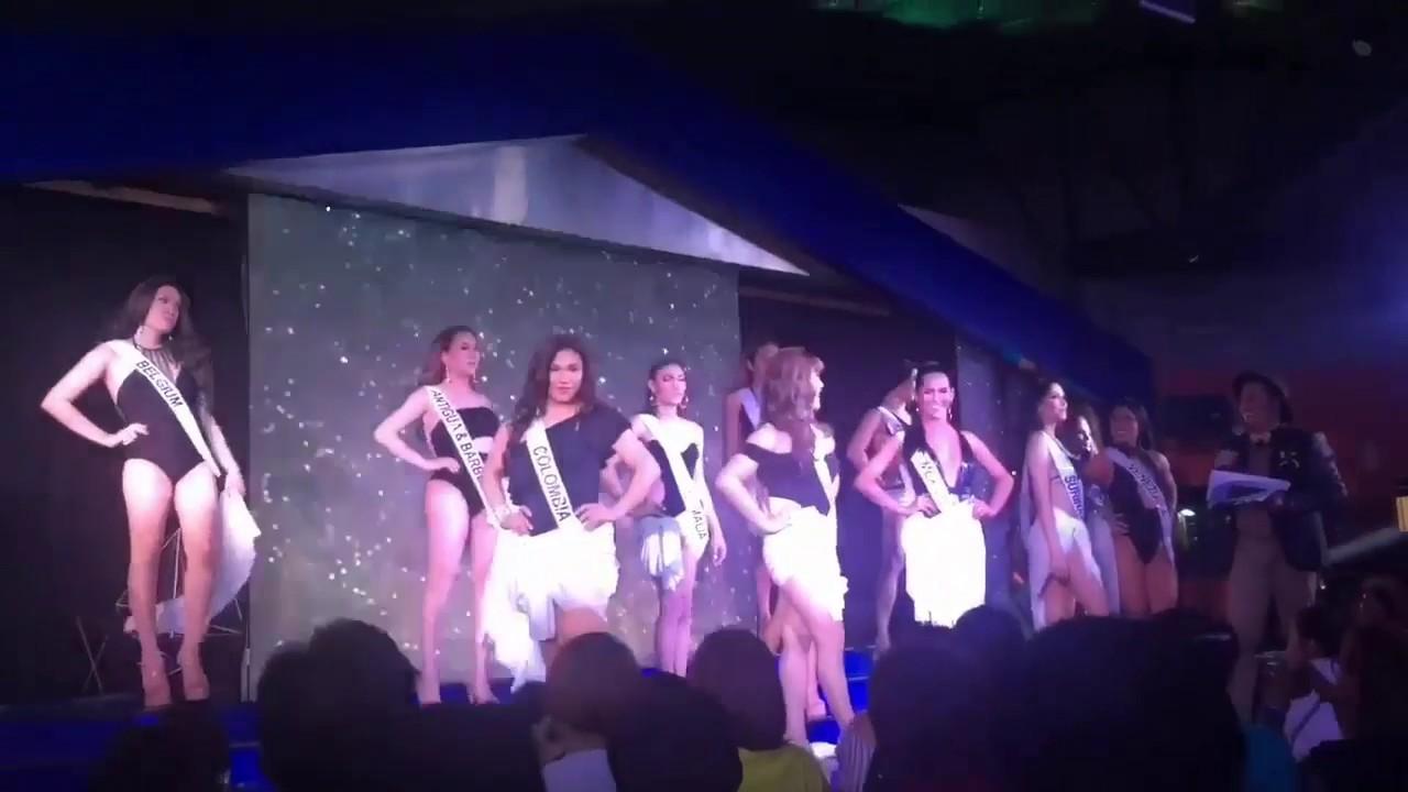 Download Miss Oniverse 2018 Swimwear