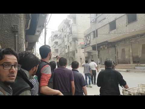جيش الإسلام يطلق الرصاص على المتظاهرين في الغوطة  - نشر قبل 6 ساعة