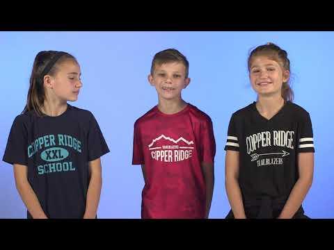 Copper Ridge School -- LONG