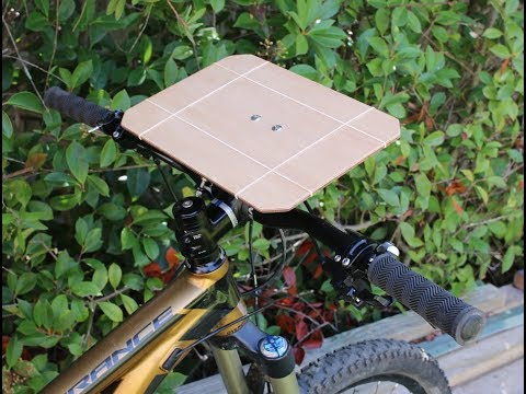 How to build a quality MTB map board