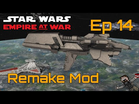 Star Wars Empire At War (Remake Mod) Rise Of The Hutts - Ep 14
