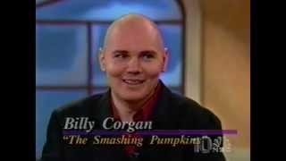 Regis & Kathie Lee - Interview with Billy Corgan (1997)