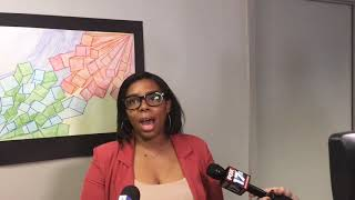Grand Rapids school board president talks about seeking interim superintendent