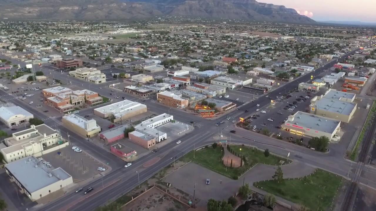 Downtown Alamogordo - YouTube