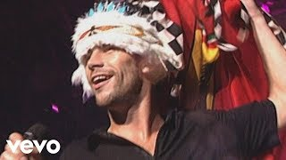 Jamiroquai - Bad Girls / Singin' in the Rain (Live)