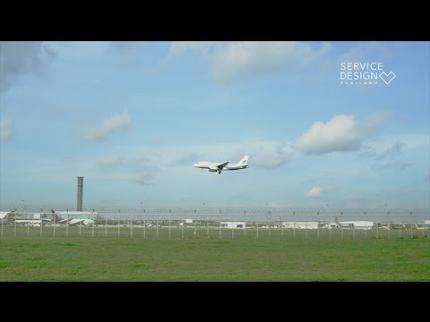 TCDC - Service Design Training (Bangkok Airways)
