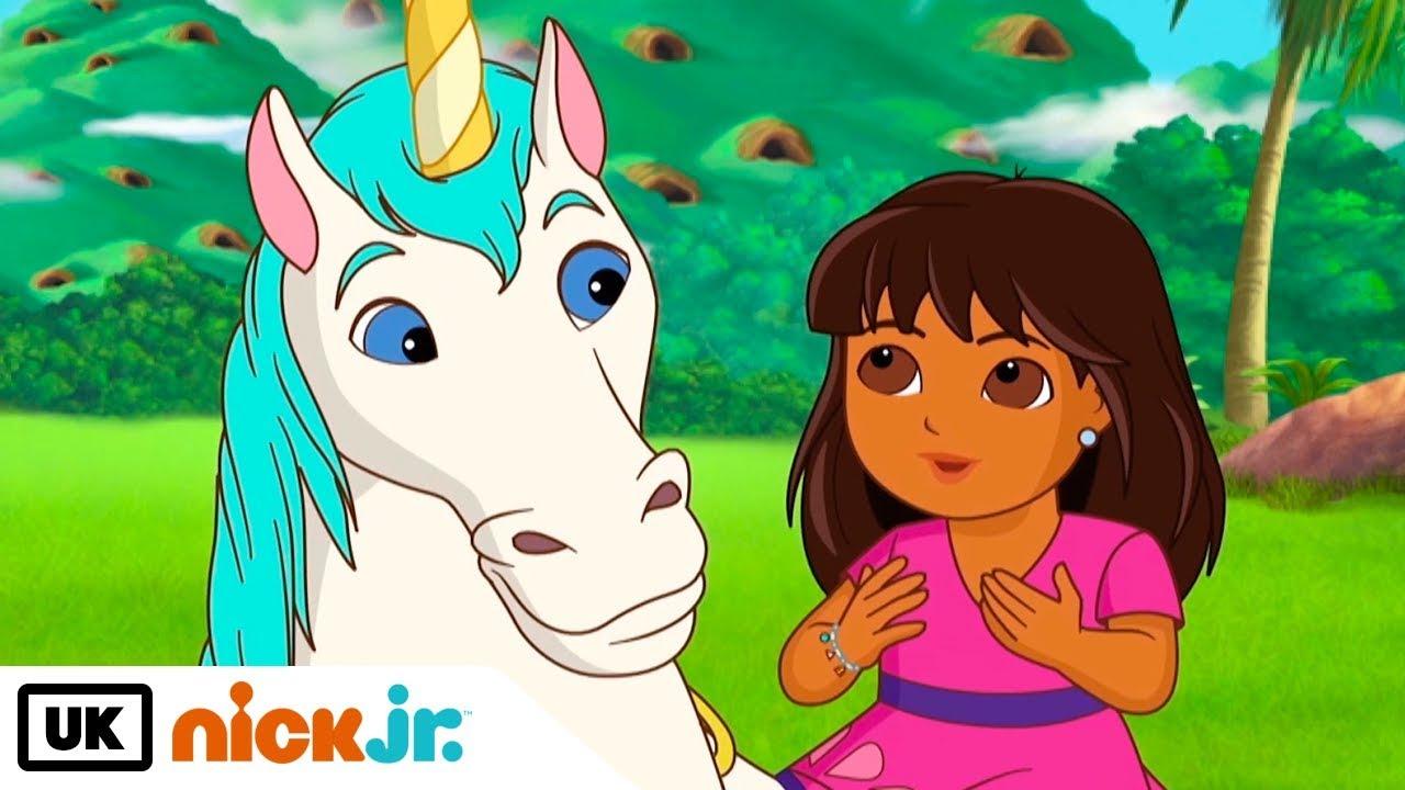 Dora and Friends | Music Mash-Up | Nick Jr. UK