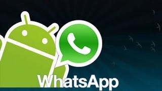 Como Baixar e Instalar WhatsApp no Android - Vers?o 2.12.5
