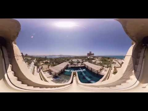 360 Degree Video covering various hot spots in Dubai
