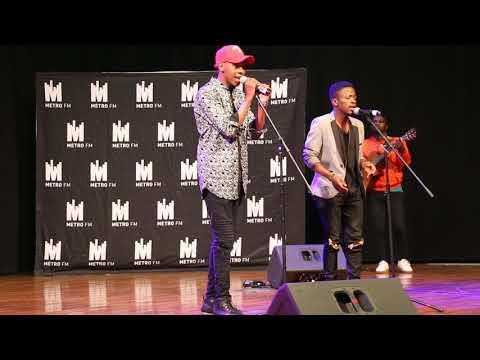 .@soulkulture_sa performs LIVE on #TheBridgeLive #AskAManLive