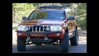 jeep grand cherokee wk lift kits