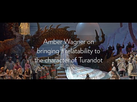 Amber Wagner on the Character of Turandot // Onstage at Lyric Opera Dec. 5 - Jan. 27