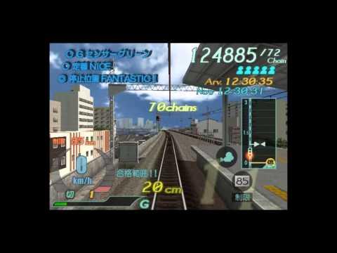 Densha de GO! Final - Ōsaka Loop Line - Diagram #04 - (Tennōji - Tennōji)