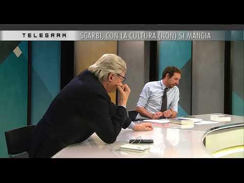 TELEGRAM 06.12.2017 con Vittorio Sgarbi