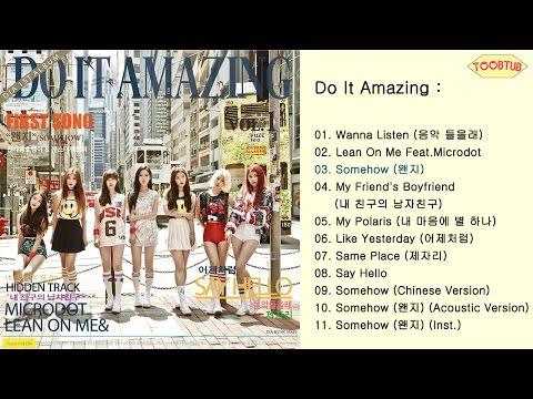 [Full Album] DIA (다이아) - Do It Amazing [1st Album]