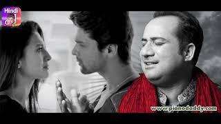 Rahat Fateh Ali Khan - Zaroori Tha | Teri Aankhon Ke Dariya ka | Teri Aankhon Ke || Hindi song