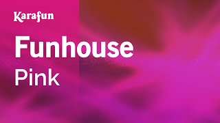 Karaoke Funhouse - Pink *