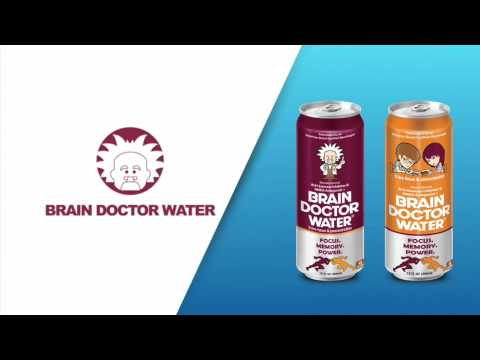 Brain Doctor Water