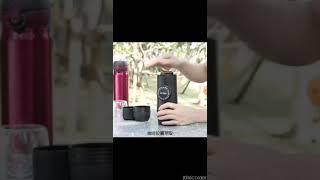 휴대용 전동 에스프레소…