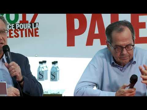 Réunion publique avec Ayman Odeh et Alain Gresh - 11.10.2017 à Paris